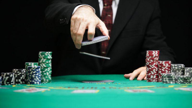 Jackpot Pada Permainan Judi Poker Online