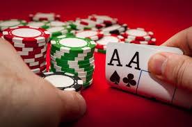 Hasil Setelah Kalian Main Poker online !