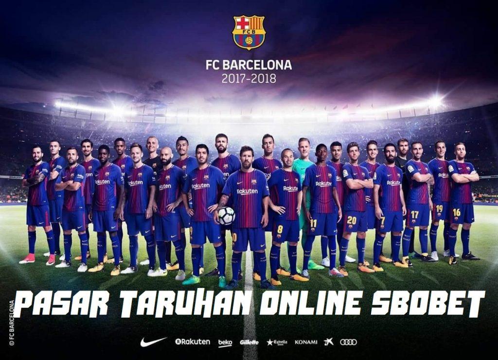 Pasar Taruhan Online Sbobet